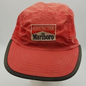 Vintage 1990's Marlbori Adventure Team nylon hat